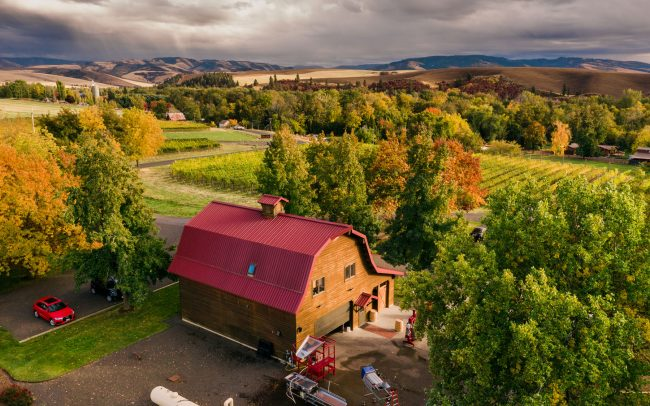 Walla Walla Vintners Estate Winery